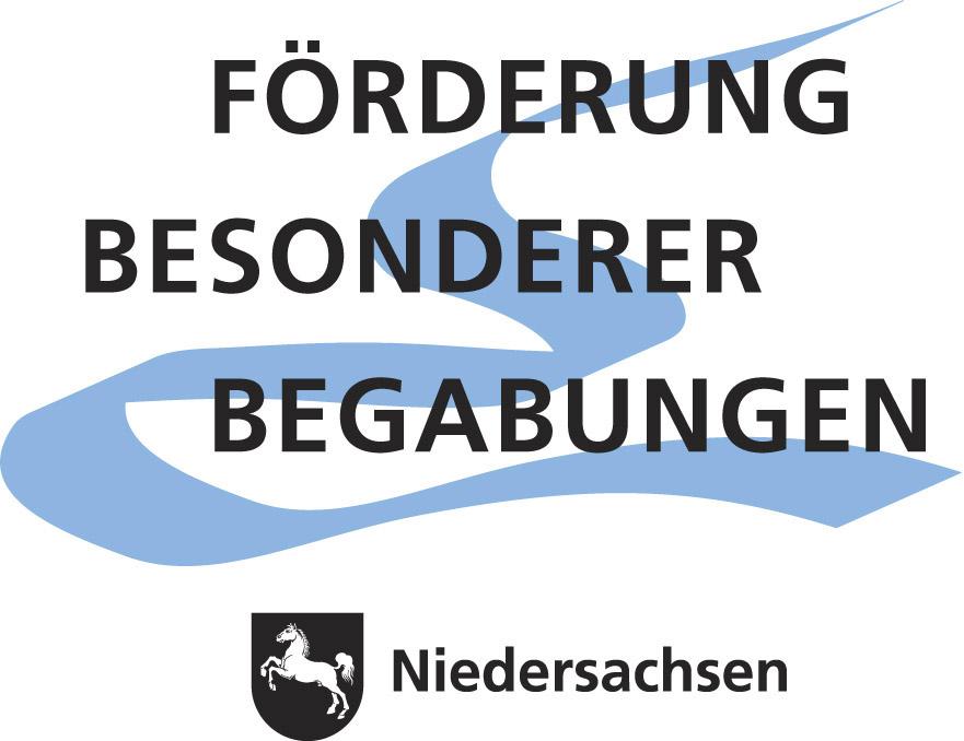 Logo Förderung besonderer Begabungen